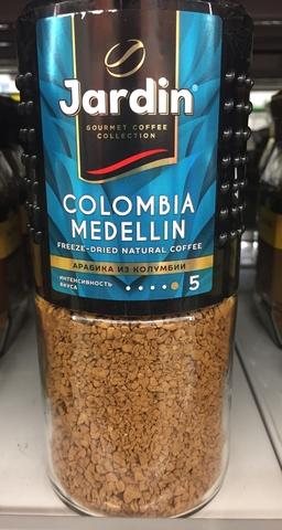 Кофе растворимый Жардин Колумбия Меделлин