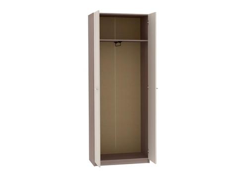 Шкаф двухстворчатый Марта ШК-116 платяной Браво Мебель ясень шимо темный, светлый