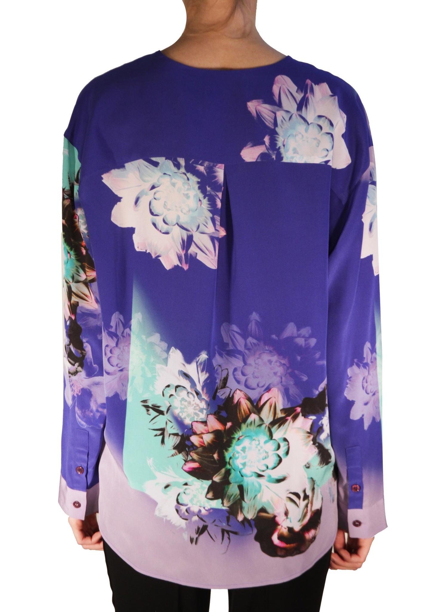 Блуза с запахом ETRO