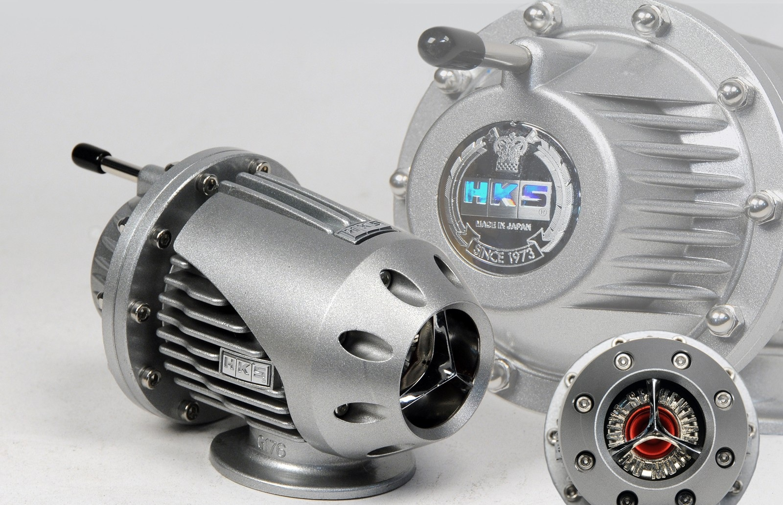 Перепускной клапан Блоу офф HKS SQV 3