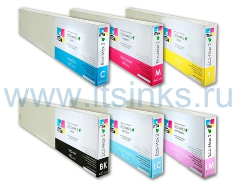 Комплект картриджей для Roland ESL3 6*440 мл