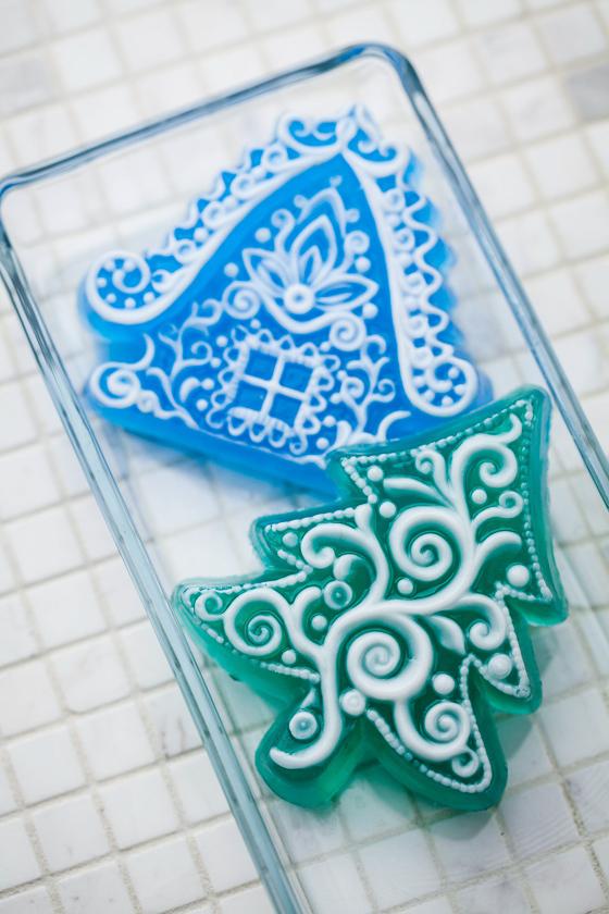 Мыло ручной работы. Пластиковая форма для изготовления