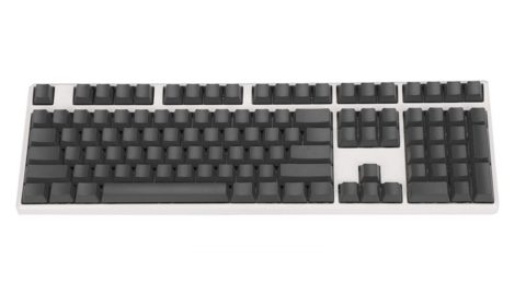 Набор клавиш «Blank Gray»