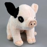 Мягкая игрушка Поросенок 22 см (Leosco)