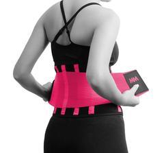 Пояс-корсет MM Slimming Pink