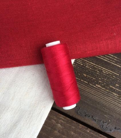 Нитки Dor Tak 511, красный