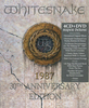 Whitesnake / 1987 (30th Anniversary Super Deluxe Edition)(4CD+DVD)
