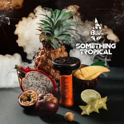 Табак Burn Black Somethihg Tropical 200 г
