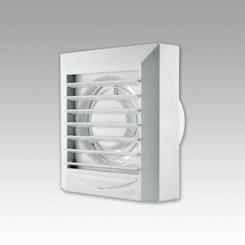 Накладной вентилятор Эра EURO 4A Автоматические жалюзи