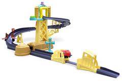 Игровой набор 'Тренировочный полигон с мостом' (Чаггингтон, LC54203)