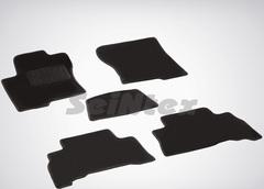 Ворсовые коврики LUX для LEXUS GX460