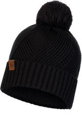 Шапка вязаная с флисом Buff Hat Knitted Polar Raisa Black