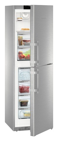 Двухкамерный холодильник Liebherr SBNes 4285