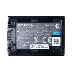 Аккумулятор Sony NP-FH50