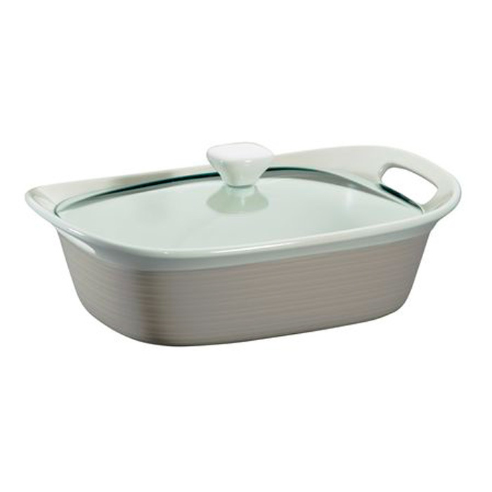 Форма для запекания прямоугольная 2,3 л с крышкой, артикул 1096829, производитель - Corningware