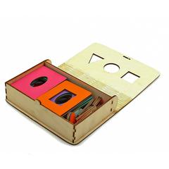 Досочки Сегена (крашеные), Smile-Decor, арт. А007