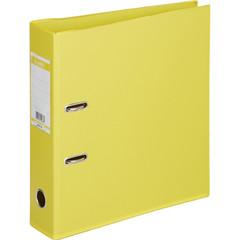Папка с арочн.мех.BANTEX Strong Line 1450-06, 70мм, желтый