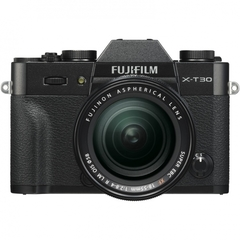 Цифровая фотокамера FujiFilm X-T30 Kit XF 18-55mm f/2.8-4 R LM OIS. Черный