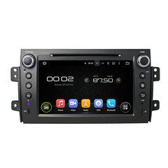 Магнитола Suzuki SX4 2006-2013 Android 10 2/16 IPS DSP модель KD-8072