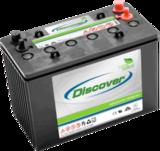 Тяговый аккумулятор Discover EV27A-A ( 12V 100Ah / 12В 100Ач ) - фотография