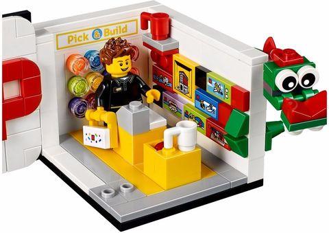 LEGO: VIP-магазин 40178 — Exclusive Store VIP Set — ВИП-магазин