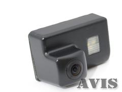 Камера заднего вида для Peugeot 307 SEDAN Avis AVS312CPR (#070)
