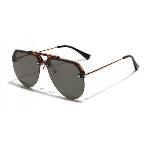 Солнцезащитные очки 181205003s Тигровый - фото