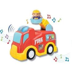 Keenway Пожарная машинка, со звуком (12671)