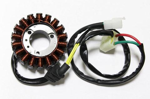обмотка генератора honda cb 400 vtec 99-08