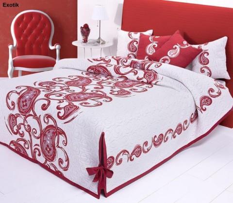 Exotic красный  Покрывало Antonio Salgado  Португалия
