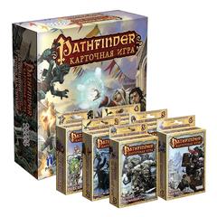 Набор Pathfinder. Возвращение Рунных Властителей (база + 6 дополнений)