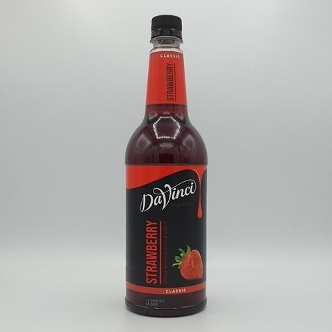 Сироп Клубника DAVINCI, 1 л