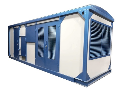 Контейнер УКБ-6 для дизельного генератора до 300 кВт