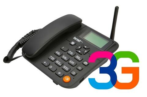 Стационарный сотовый телефон Termit FixPhone 3G
