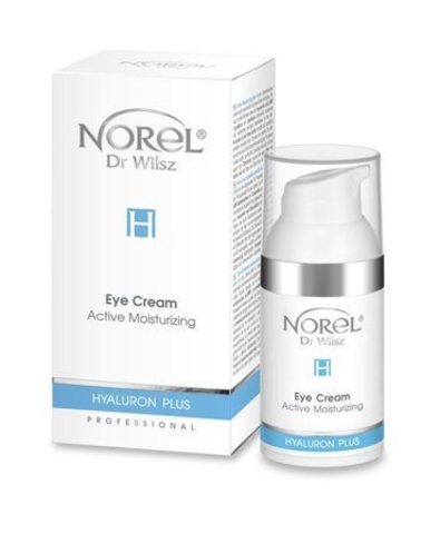 *Активно увлажняющий крем для области вокруг глаз (NOREL/HUALURON PLUS/30мл/PZ 237)