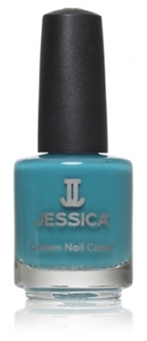 Лак JESSICA 1100 Faux Fur Blue