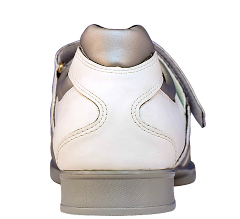 Купить штангетки Гим новый белый