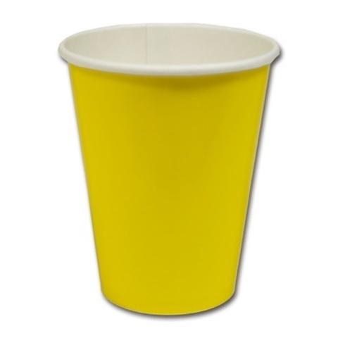 Стакан Yellow Sunshine 266мл 8шт