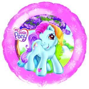 Фольгированный шар Моя маленькая пони 18