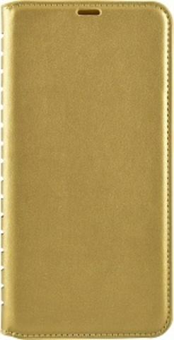 Чехол-книжка New Case для Xiaomi Mi Max 3 золотистая