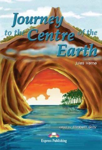 Journey to the centre of earth. Путешествие к центру Земли. Жюль Верн. Beginner (5-6 класс). Книга для чтения