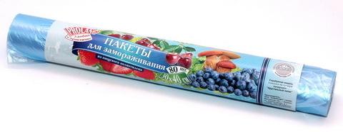 """Пакеты для заморозки """"Prolang"""" 30*40см 80шт"""