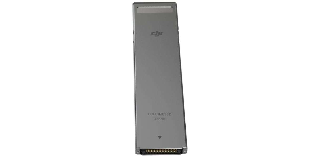 Накопитель DJI CINESSD 480Gb for Inspire 2 (Part2) внешний вид