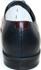 Кожаные мужские туфли Икос 3360-4.