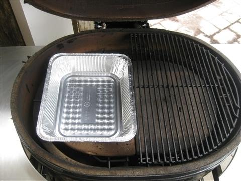 Полка для рефлектора и под емкость для стекания жира для Primo XL