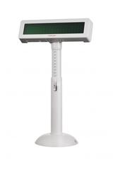Дисплей покупателя  Posiflex PD-2800B USB, белый, зеленый светофильтр