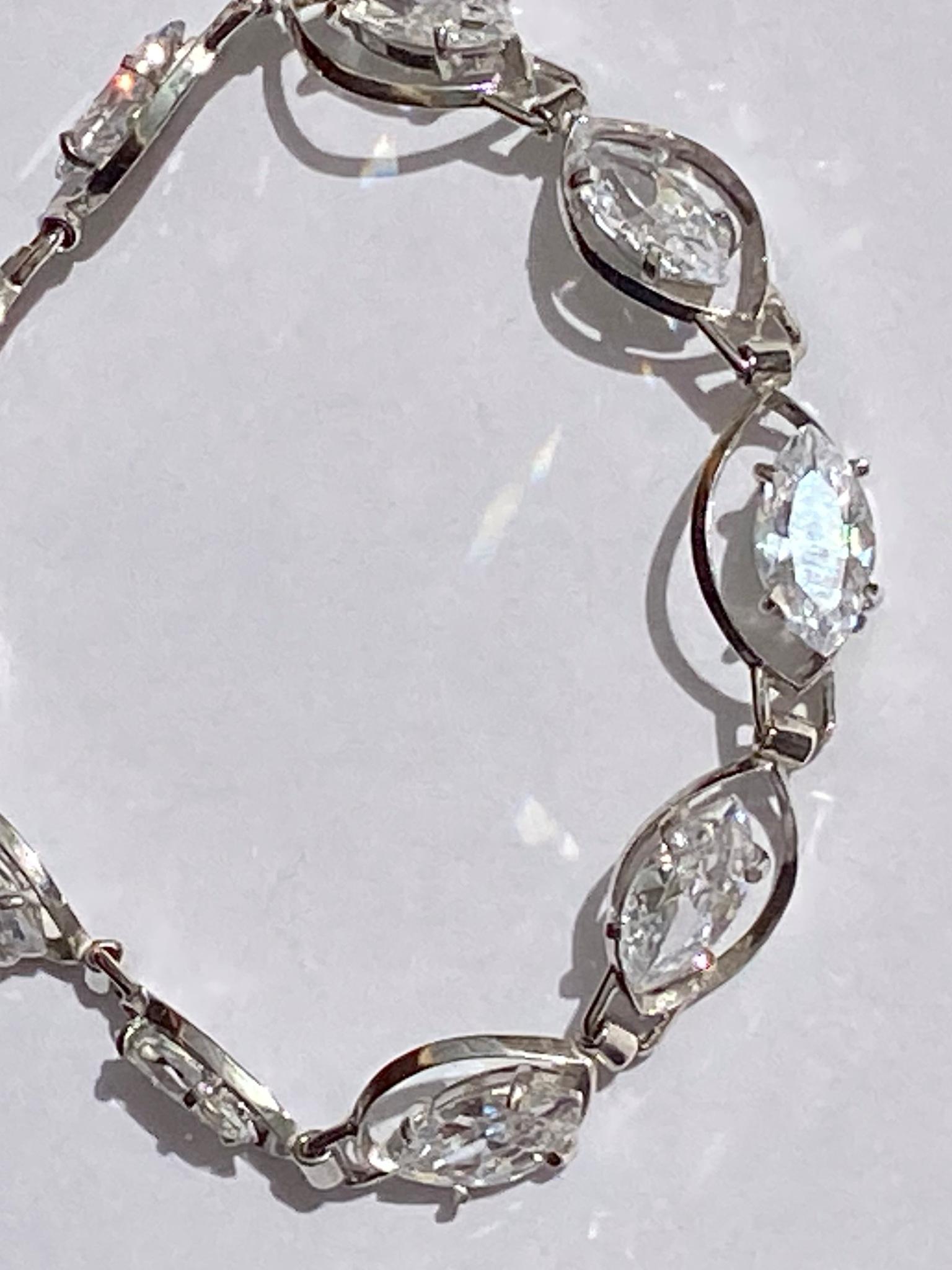 Маркизы  (серебряный браслет)