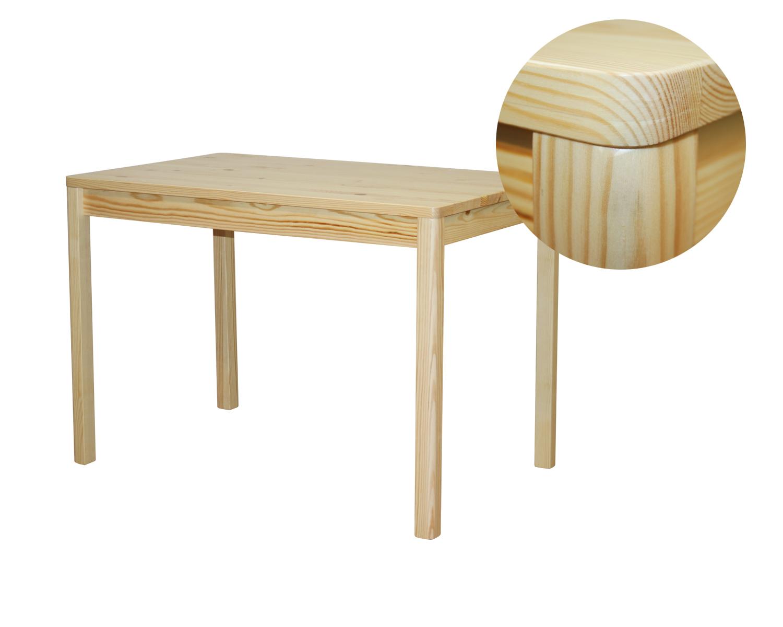 Стол обеденный, массив сосны
