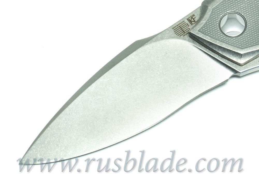 Muscle CKF and Tashi Bharucha NEW Knife Limited