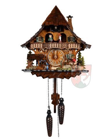 Часы с кукушкой Engstler 4969 QMT